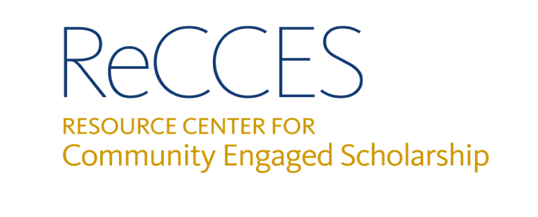 Resource Center for Community Engaged Scholarship logo