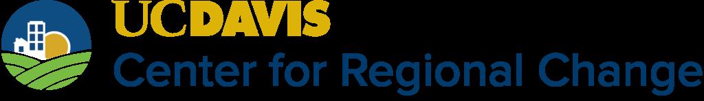 UC Davis Center for Regional Change logo