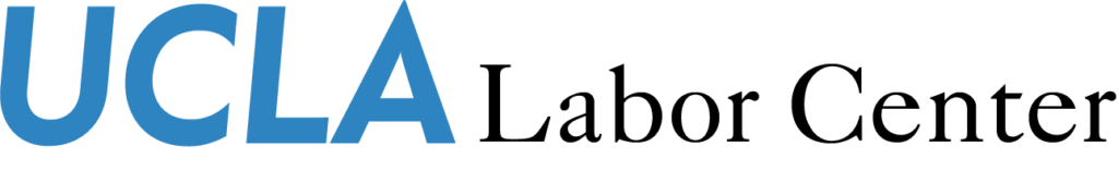 UCLA Labor Center logo