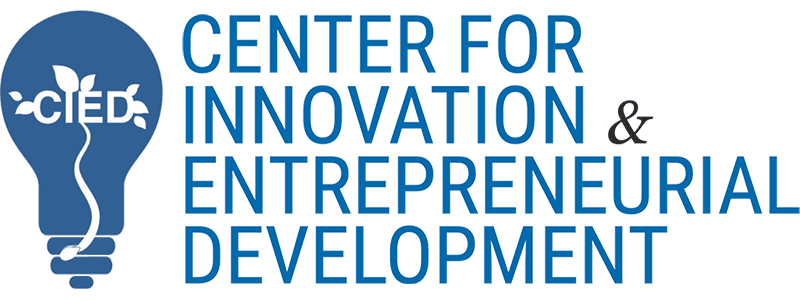 Center for Innovation and Entrepreneurial Development (CIED) logo