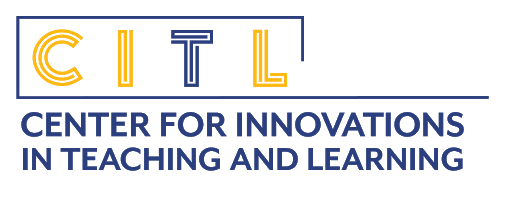 Center for Innovations in Teaching and Learning (CITL) logo
